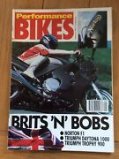 Performance Bikes Magazine 48 Discounts For Multi Buys 70 Mags Avail Email Nos