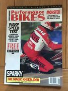 Performance Bikes Magazine 52 Discounts For Multi Buys 70 Mags Avail Email Nos