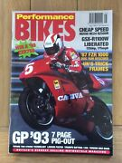 Performance Bikes Magazine 56 Discounts For Multi Buys 70 Mags Avail Email Nos