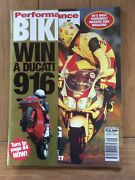 Performance Bikes Magazine 57 Discounts For Multi Buys 70 Mags Avail Email Nos