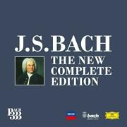Bach 333 - J.s. Bach New Complete Limited Edition