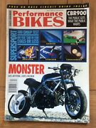 Performance Bikes Magazine 61 Discounts For Multi Buys 70 Mags Avail Email Nos