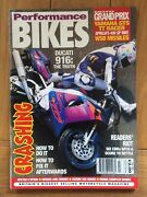 Performance Bikes Magazine 66 Discounts For Multi Buys 70 Mags Avail Email Nos