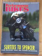 Performance Bikes Magazine 68 Discounts For Multi Buys 70 Mags Avail Email Nos