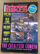 Performance Bikes Magazine 69 Discounts For Multi Buys 70 Mags Avail Email Nos