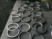 1940s-50s-60s-70s Ford Mopar Chevy Gm Lot Of 30 Beauty Glamour Rings 14-15-16