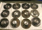1950s Lyon Vintage Lot Accessory 15 Hubcap Wheel Cover Mopar Ford Etc 297116
