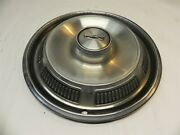 1969-70 Ford Vintage Factory Orginal Oem 14-inch Hubcup Wheel Cover Used Nice
