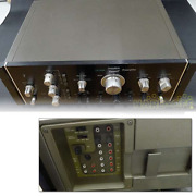 Sansui Ca-2000 Stereo Control Amplifier Rare Used Gc From Japan