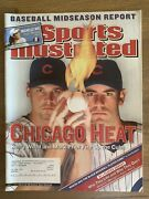 Sports Illustrated Magazine July 7 2003 - Kerry Wood Mark Prior Chicago Cubs