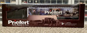 Rare Priefert Farm Ranch And Rodeo 18-wheeler Truck Toy Advertising Promotional