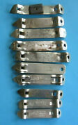 Vintage Beer Can Openers Pabst, Schlitz, Griesedieck,sterling, Fall City, 9 Pcs