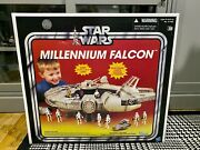 Star Wars The Vintage Collection Millennium Falcon 2012 Brand New Sealed And Mint