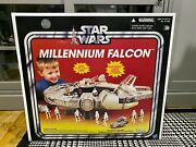 Star Wars The Vintage Collection Millennium Falcon 2012 Brand New, Sealed And Mint