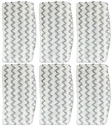 Ckldj 6 Packs Steam Mop Pads Replacement For Shark Vacuum Cleaner S1000 S1000a