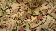 Creative Rose Fine China From Japan Broken Plate Mosaic Tiles