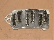 Mercury 135 Hp 2 Stroke Adaptor Plate And Reeds Pn 855420a1 Fits 2001-2006