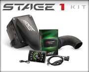 Edge Products Cts3 Tuner Jammer Dry Cold Air Intake 07.5-10 Chevy Gmc Duramax