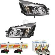 Hella Xenon Headlight Set Opel Insignia Year 08- Mit Adaptive Light D1s