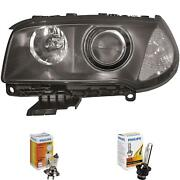 Xenon Headlight Right For Bmw X3 Year 04-06 With Indicator White D2s+