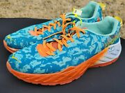 Hoka One Kona Clayton Ironman 40th Triathlon Hawaii Blue Red Orange 11 1103204