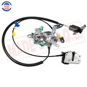 Rear Left Hand Driver Side Door Latch Lock And Cable 6c3z28264a01a For Super Duty