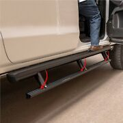 Aries 3047904 Pair Of Actiontrac 79 Powered Running Boards For 15-20 Colorado