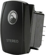Flip Stereo Accessory Switch