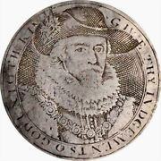 🔥very Interesting🔥silver Medal Great Britain No Date 1603-1625 James I
