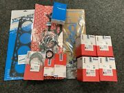 Ford Sierra Escort Rs Cosworth Yb Wrc Mls Joint Vc Pistons Roulement Rebuild Kit