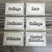 Parker Brothers Careers Board Game 1979 College Degree Replacement Parts Pieces