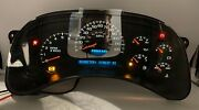 2003-2005 Chevrolet Avalanche Used Dashboard Instrument Cluster For Sale Mph
