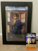 Doctor Who 1 Cgc 10.0 Gem Mint Retailer Incentive Variant Signed David Tennant