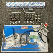 Ford Pinto 2.0 Sohc Head Rebuild Kit - Bhp30 Cam And Timing Belt And Water Pump Dvs