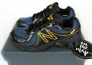 New Balance X Dime 860 V2 Black Blue Yellow Ml860dm2 Uk 5 7 8 9 10 11 12 Us New