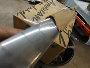 1955 1956 Ford Station Wagon Back Window Lower Moulding
