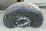1936 1937 1938 Buick Spare Tire Cover Nice Rare @ Of