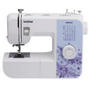Brother Xm2701 27-stitch Home Sewing And Embroidery Machine New Free Shipping