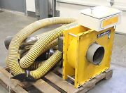 Plymovent Os3 Vehicle Exhaust Removal Complete System W/ 16andrsquo 20andrsquo Hose Suction