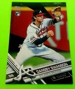 2017 Topps Update Rc Dansby Swanson 48/66 Black Rare Version Mt Us 247