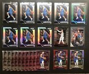 Jalen Brunson Rookie And 2nd Year Prizm Investors Lot 22 Cards