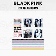 Blackpink Official Goods The Show Diy Phonecase Kit + Tracking Number