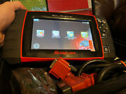Snapon Solus Ultra 21.4 Diagnostic Full Function Scanner Eesc318 Euro Asian 2021