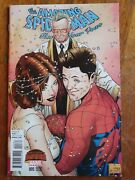 Amazing Spiderman Renew Your Vows 5 1150 Quesada Unmasked Variant Nm