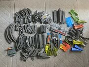 Huge 275+ Pc Lot Genuine Thomas The Train Trackmaster Track And More