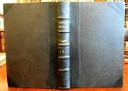 The American Odd Fellow 1867 Monthly Periodical Rare Leather Book Many Issues