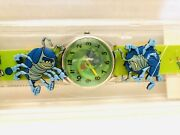 Disney World Theme Parks Exclusive A Bugandrsquos Life Tuck And Roll 3d Time Works Watch
