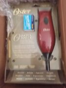 New Professional Oster Crafter Hair Clippers