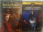 The Night Stalker And Strangler Dvd Darren Mcgavin Double Feature Cult Tv Movies