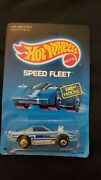Hot Wheels 1988 - Blown Camaro Z-28 - 5138 - Nip - Unpunched Dented Blister